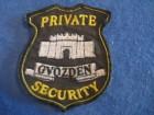 AMBLEM PRIVATE SECURITY GVOZDEN