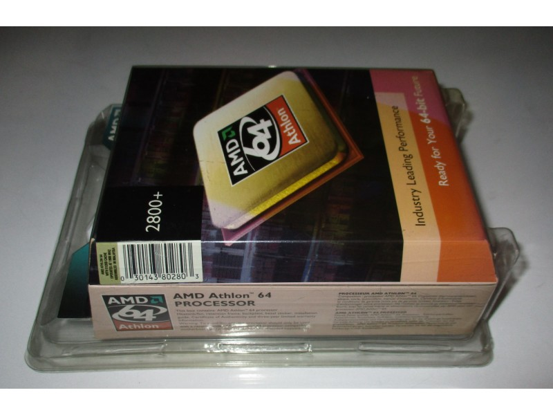 AMD Athlon 64 2800+   set (procesor i kuler)