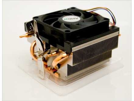 AMD Box cooler sa heat pipe-ovima od X6 CPU-a