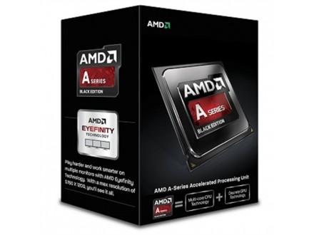 AMD FM2 A10-6800K 4.10Ghz(4.40Ghz) / 4 Core / 4MB / 64bit / GPU Radeon 8670D / 100W / BOX