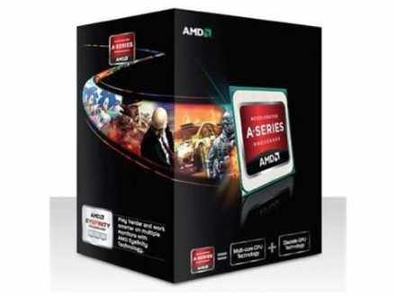 AMD FM2 X2 A4-5300 3.40Ghz/1MB/64bit/GPU Radeon 7480D/BOX
