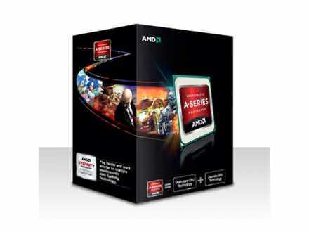 AMD FM2 X4 A8-5600K 3.60Ghz/4MB/64bit/GPU RAdeon 7560D/BOX