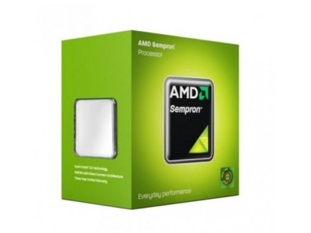 AMD Sempron 140 2.7GHz Box, novo