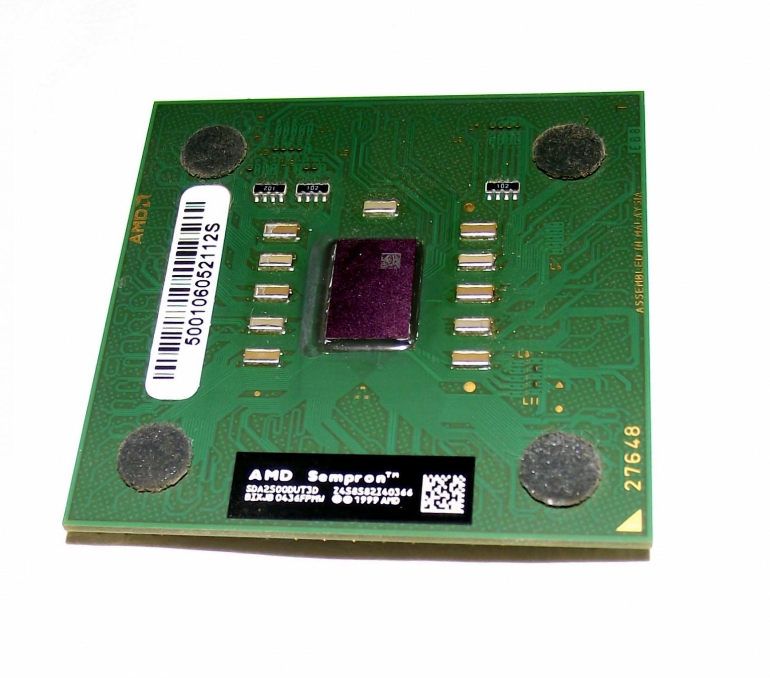 DRIVER UPDATE: AMD SEMPRON 2500+