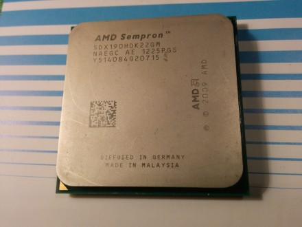 AMD Sempron X2 190 Dual Core Socket AM3, AM2+