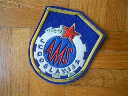 AMS Jugoslavija, amblem