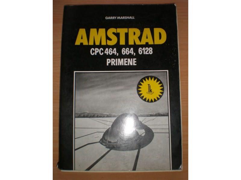 AMSTRAD CPC464, 664, 6128 primene