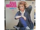 ANA BEKUTA & ANABE - SAMO TI, LP, ALBUM