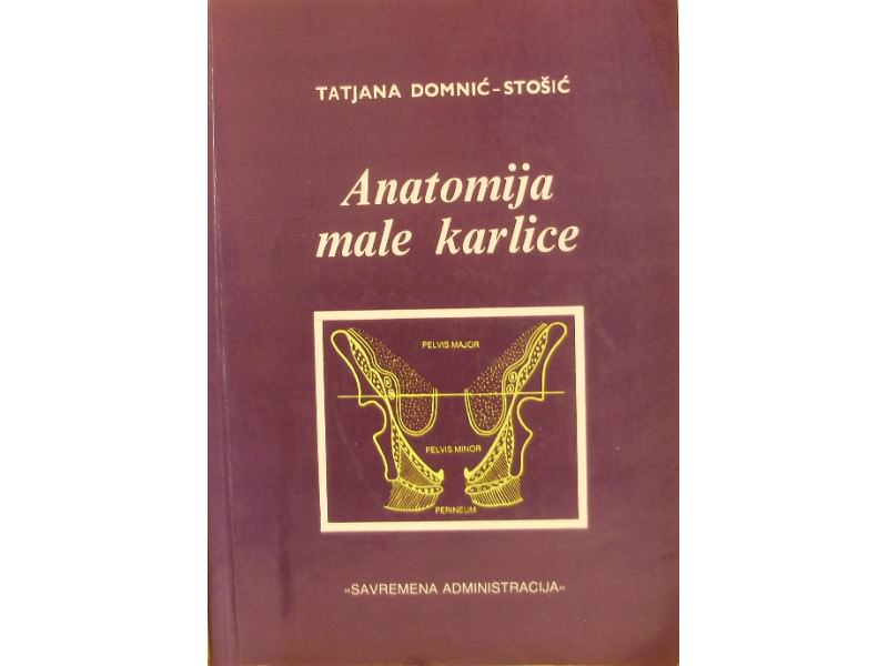 ANATOMIJA MALE KARLICE