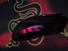 ANEEX  E-M0816 Gaming Mouse 6D 2400DPI Cool LED design