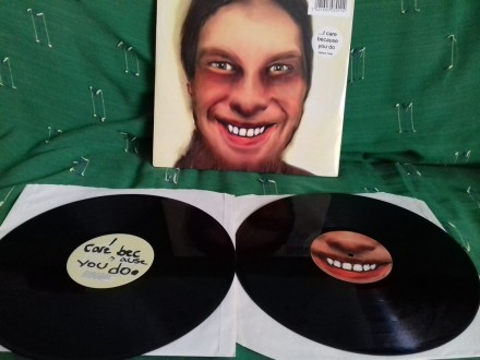 APHEX TWIN - ...I Care Because You Do 2LP