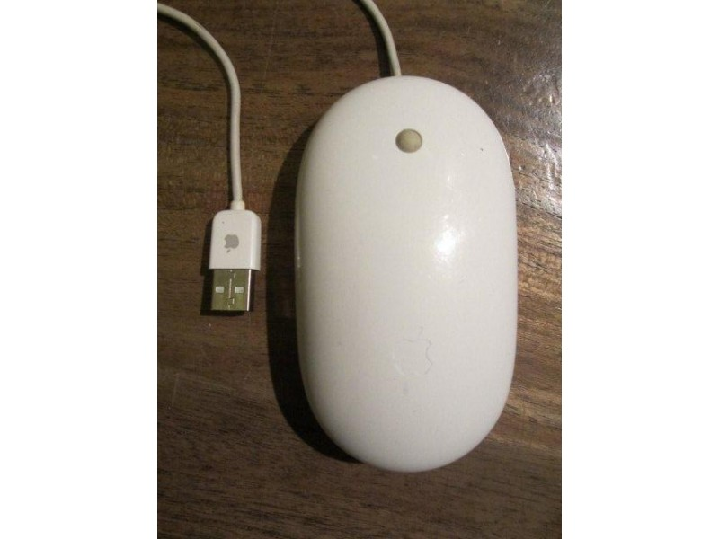 APPLE Usb Wired Optical Mighty Mouse A1152