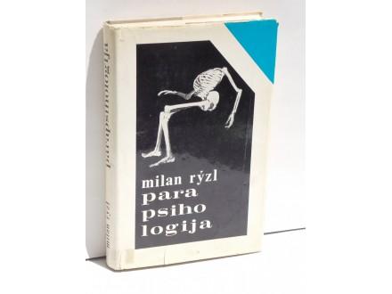 ARAPSIHOLOGIJA - Milan Ryzl