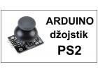 ARDUINO dzojstik PS2