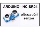 ARDUINO ultrazvucni senzor rastojanja HC-SR04