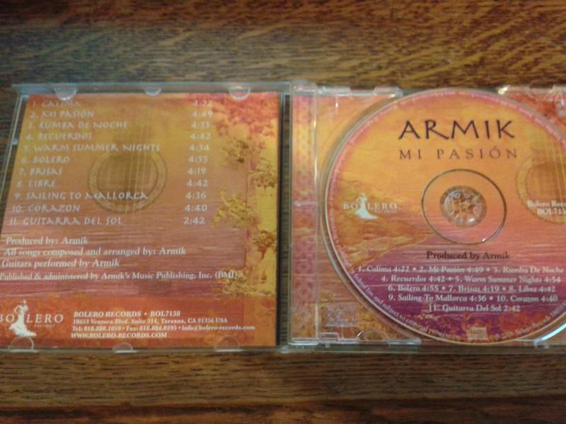 ARMIK-MI PASION