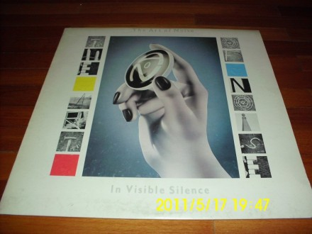 ART OF NOISE - In Visible Silence LP