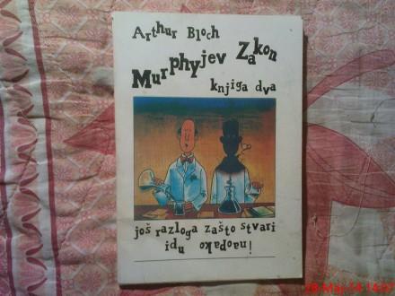 ARTHUR  BLOCH -  MURPHYJEV ZAKON