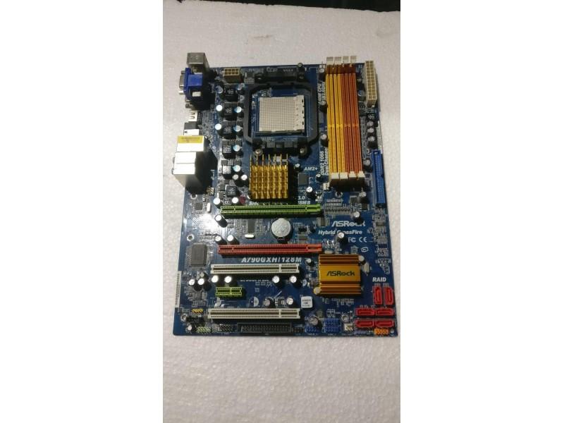 Asrock A790GXH/128M AMD VGA Descargar Controlador