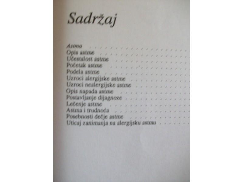 ASTMA U DECE I ODRASLIH,Danica Korać