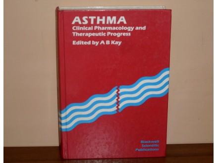ASTMA - engleski jezik