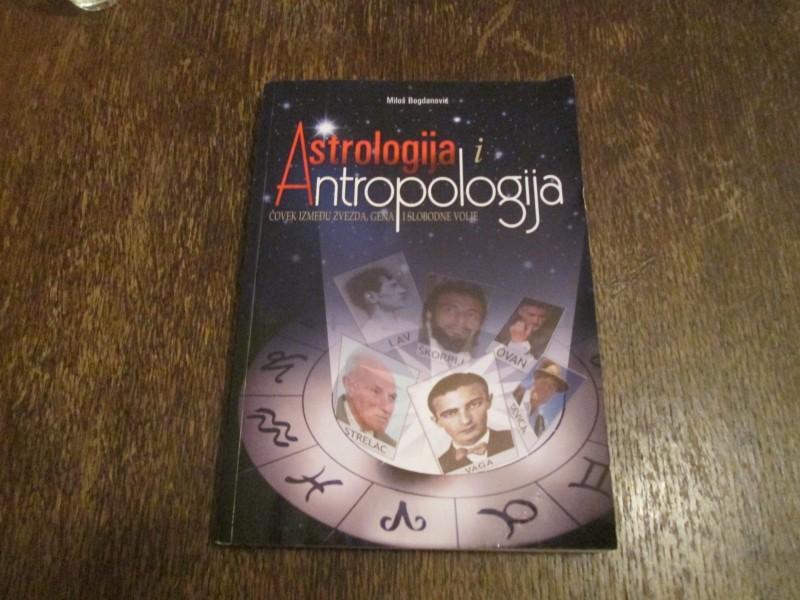 ASTROLOGIJA I ANTROPOLOGIJA M.BOGDANOVIC