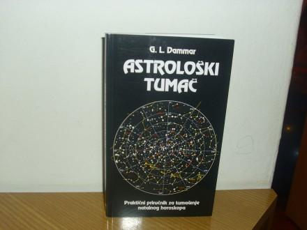 ASTROLOSKI TUMAC - G. L. Dammar