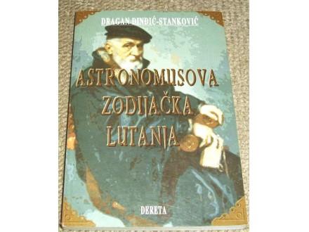 ASTRONOMUSOVA ZODIJAČKA LUTANJA - D. Đinđić-Stankovi