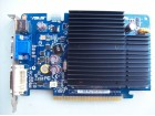 ASUS 8500GT 512mb - 128 bit. pci-e ddr2