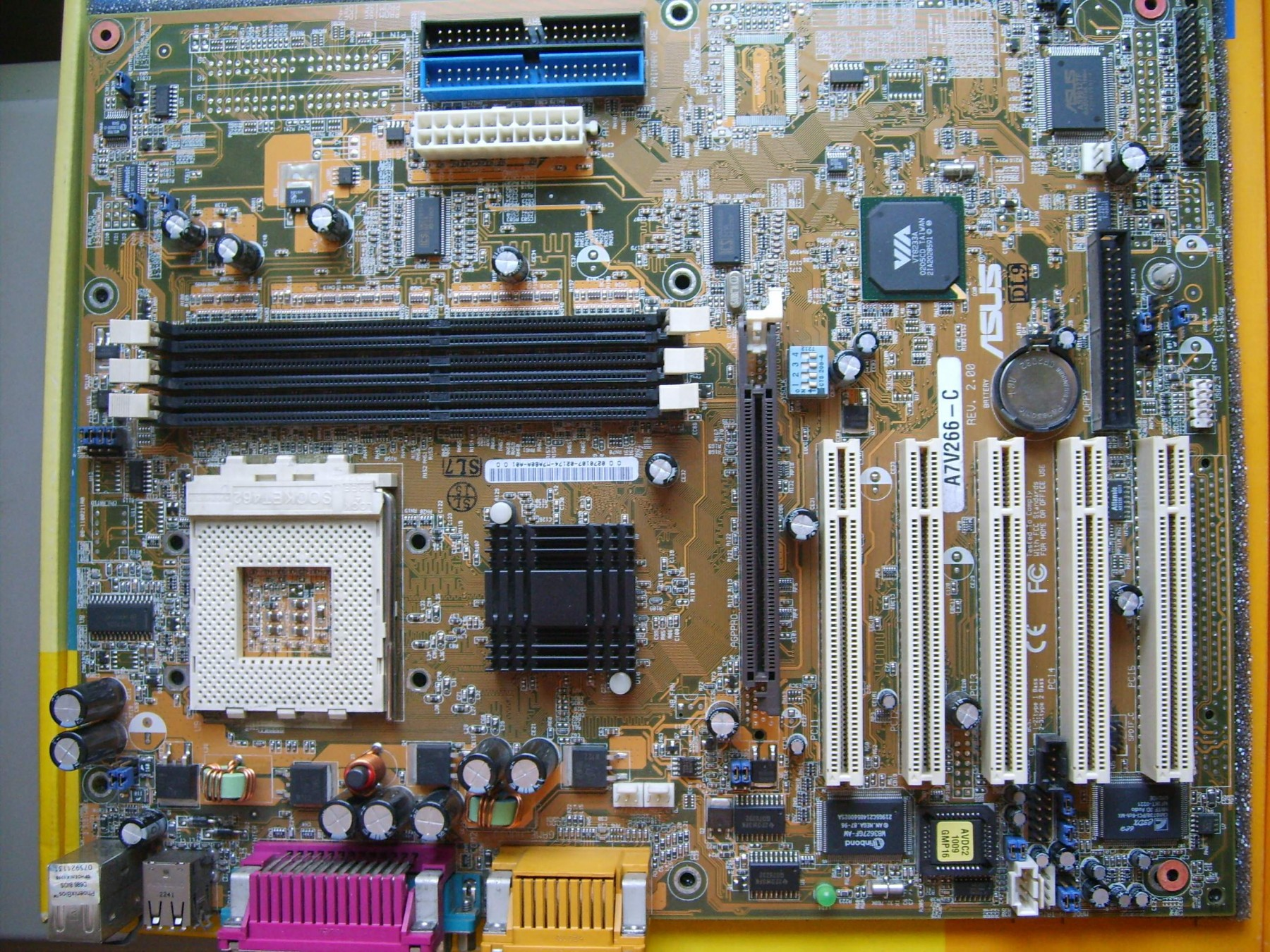 Driver for Asus A7V266-C