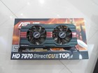ASUS Radeon HD 7970 3GB GDDR5 384 bit TOP