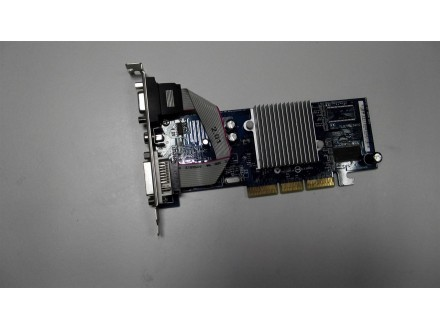 ASUS V9400-X/TD/64 GeForce MX4000 64MB 32-bit DDR AGP 4X/8X Low Profile Video Card -