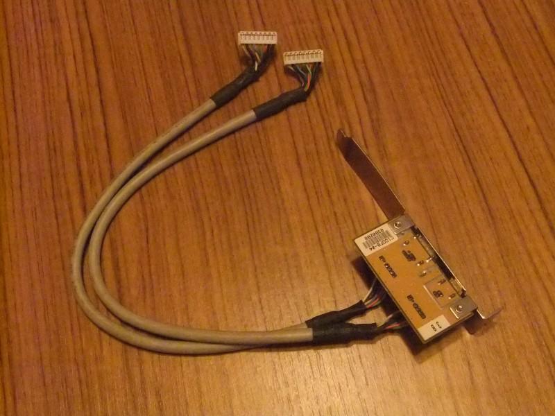 ASUS firewire x2 izlaz za backpanel + GARANCIJA!