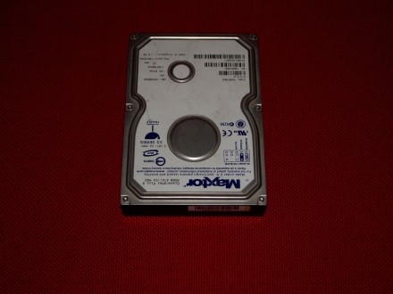 ATA Hard Disk 80GB Maxtor 6Y080L0422611
