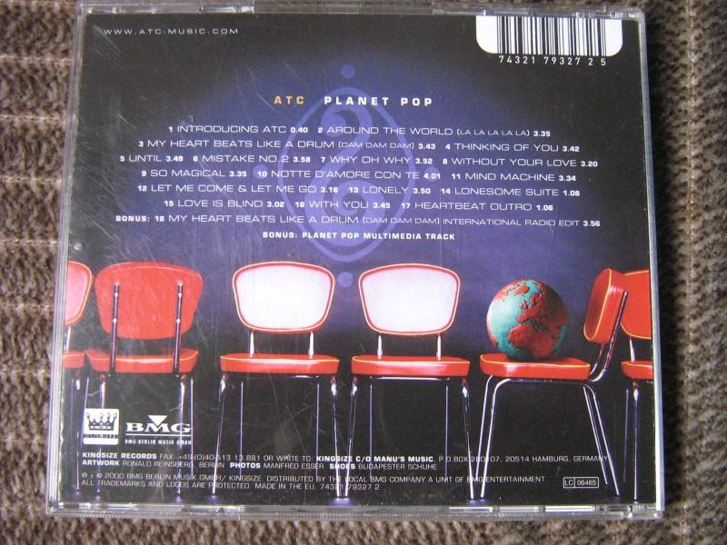 ATC - Planet Pop