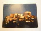 ATHENS - THE ACROPOLIS ILLUMINATED