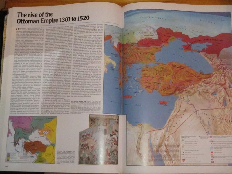 ATLAS OF WORLD HISTORY - ISTORIJSKI ATLAS