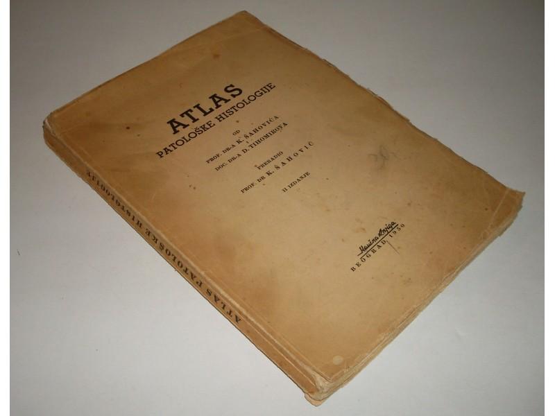 ATLAS PATOLOSKE HISTOLOGIJE