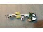 AUDIO USB KONEKTOR ZA Dell latitude E5420 P16G