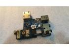 AUDIO USB LAN  ZA DELL LATITUDE E6400