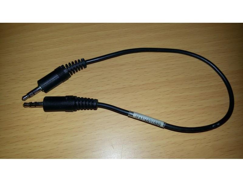 AUDIO kabal Stereo 3,5 mm  1+1 novo
