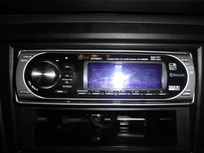 AUTO CD  LG LAC-M8600R  BLUETOOTH