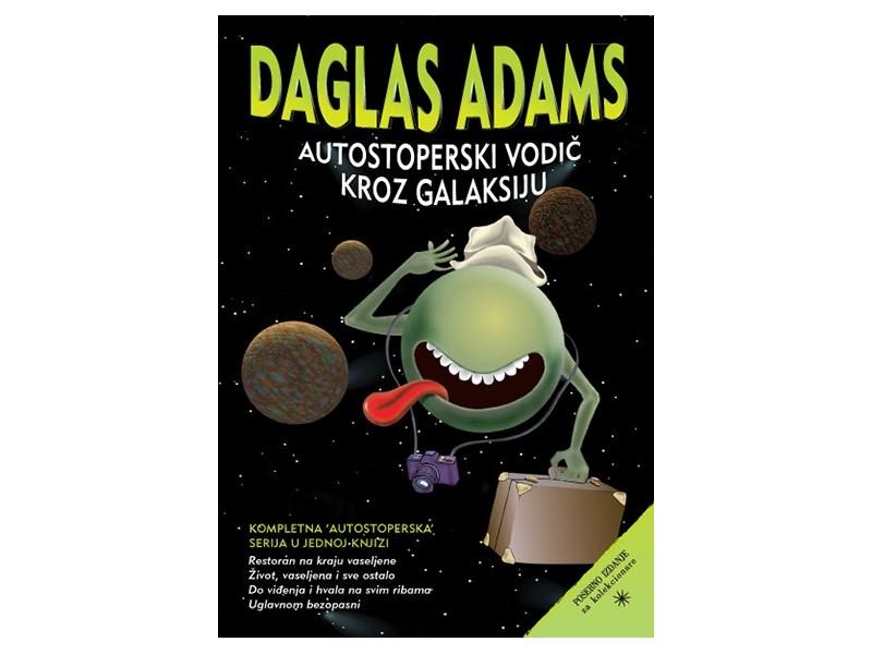 AUTOSTOPERSKI VODIČ KROZ GALAKSIJU TP - Daglas Adams