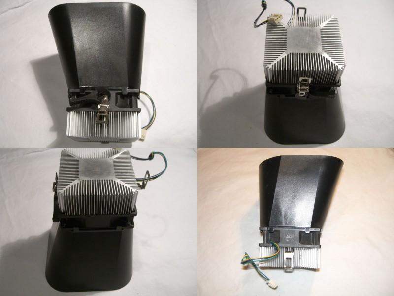 AVC kuler+Uvodnik vazduha AMD Socket