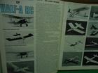 AVIATION MODELS AIRPLANES/AVIOMODELARSTVO