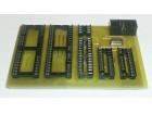 AVR DIP PCB -ploča sa podnožjima za AVR mikrokontr.