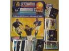 AZZURO MONDIALE 2002 Panini Album plus  kompletan set