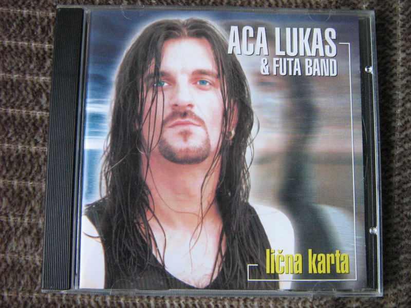 Aca Lukas, Futa Band - Lična Karta