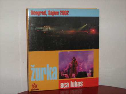 Aca Lukas - Žurka - Beograd, Sajam 2002 (2CD)