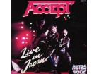 Accept ‎– Live In Japan (CD)